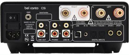 Bel Canto C5i Amplificateur transistor intégré