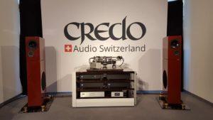 Credo - matériel HiFi haut de gamme disponible chez Portier HiFi