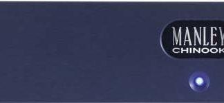 Manley Chinook - Pré amplificateur à lampe